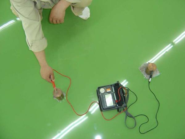 防静电测试