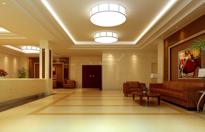 酒店PVC地板
